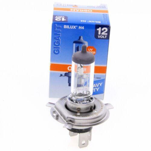 2x H4 OSRAM Original Line OEM 94193 Halogenlampe Autolampe Set