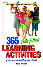 365 Fun-Filled Learning Activities: You Can Do with Your Child-ExLibrary