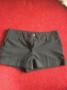Trouser-Look-Shorts-Size-Uk-10-By-Nikka-New-With-Out-Tags
