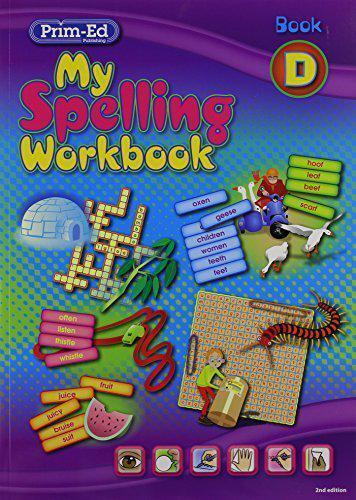 My Spelling Workbook : Livre D Par Ric Publications, Neuf Livre , Gratuit