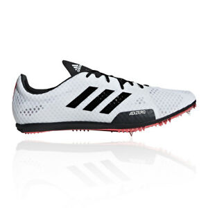 Traction Spikes Ambition Blanco Running Adidas Deportes Adizero 4 Negro Hombres qwBxpTS