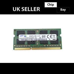 Samsung Ddr3 8gb 2rx8 Pc3l 12800s Laptop Ram Memory Module Ebay