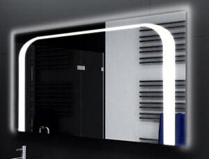 Badspiegel-mit-LED-Beleuchtung-Badezimmerspiegel-Bad-Spiegel-Wandspiegel-D118
