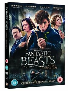 Fantastic-Beasts-And-Where-To-Find-Them-DVD-JK-Rowling-Harry-Potter