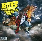 B.o.B Presents: The Adventures of Bobby Ray [PA] by B.o.B (CD, May-2010, Grand Hustle Records)