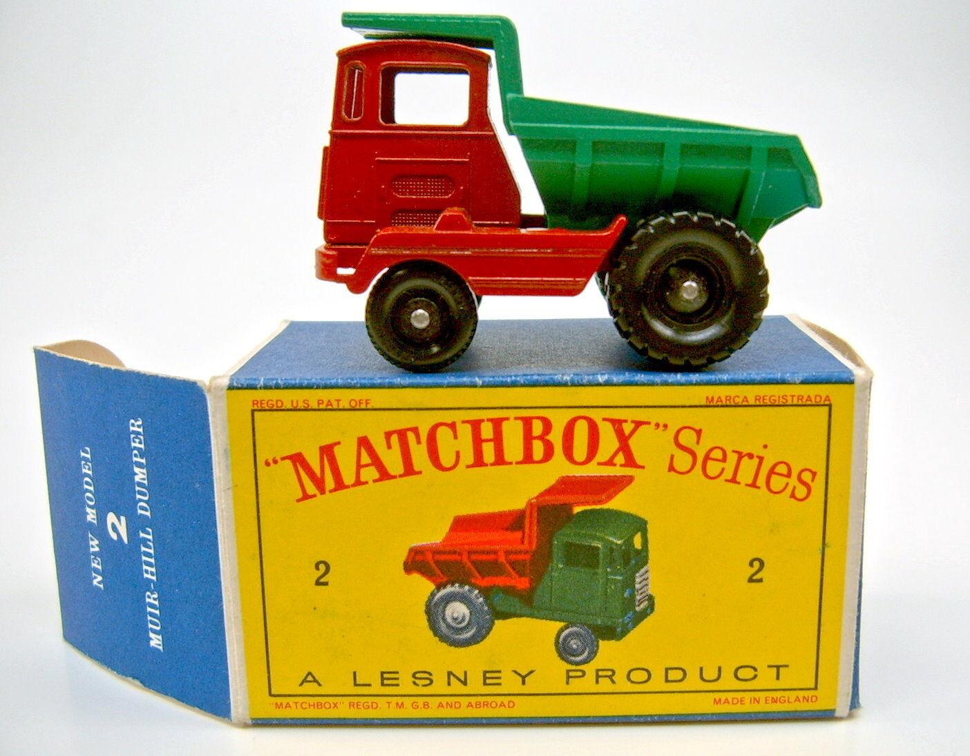 Matchbox rw 02c muir hill der d ü nne achstreben top  d1  - box