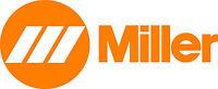 Miller Welder Tall Decal Sticker - Set Of 2 - Orange