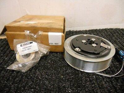 New Sanden AC Clutch 4733-9931