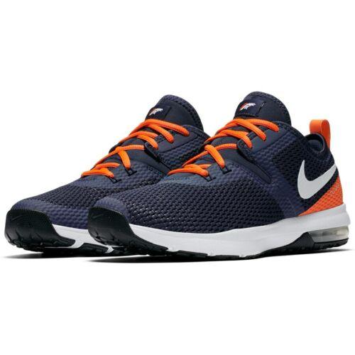 10 Max 2 Scarpe Nfl Air Sz Denver Size Typha Trainer Nike Broncos Limited 8nPXOkN0w