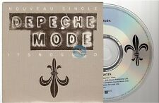 DEPECHE MODE it's no good CD SINGLE france french card sleeve .