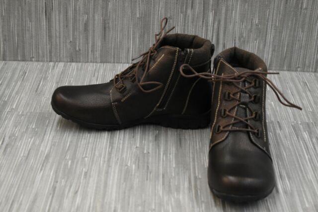 Propet Delaney WFV002L Ankle Boot, Women's Size 8.5M, Bronze NEW