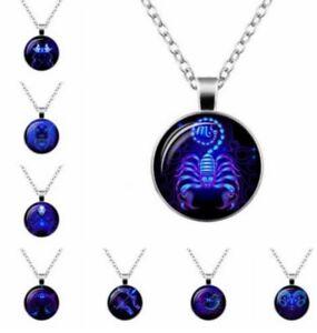 Collier-pendentif-signes-du-zodiaque-constellation-en-medaillon