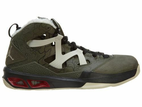 {551879-343} MEN'S AIR JORDAN MELO M9 BASKETBALL SHOES CARGO KHAKI/BLACK *NEW* Cheap women's shoes women's shoes