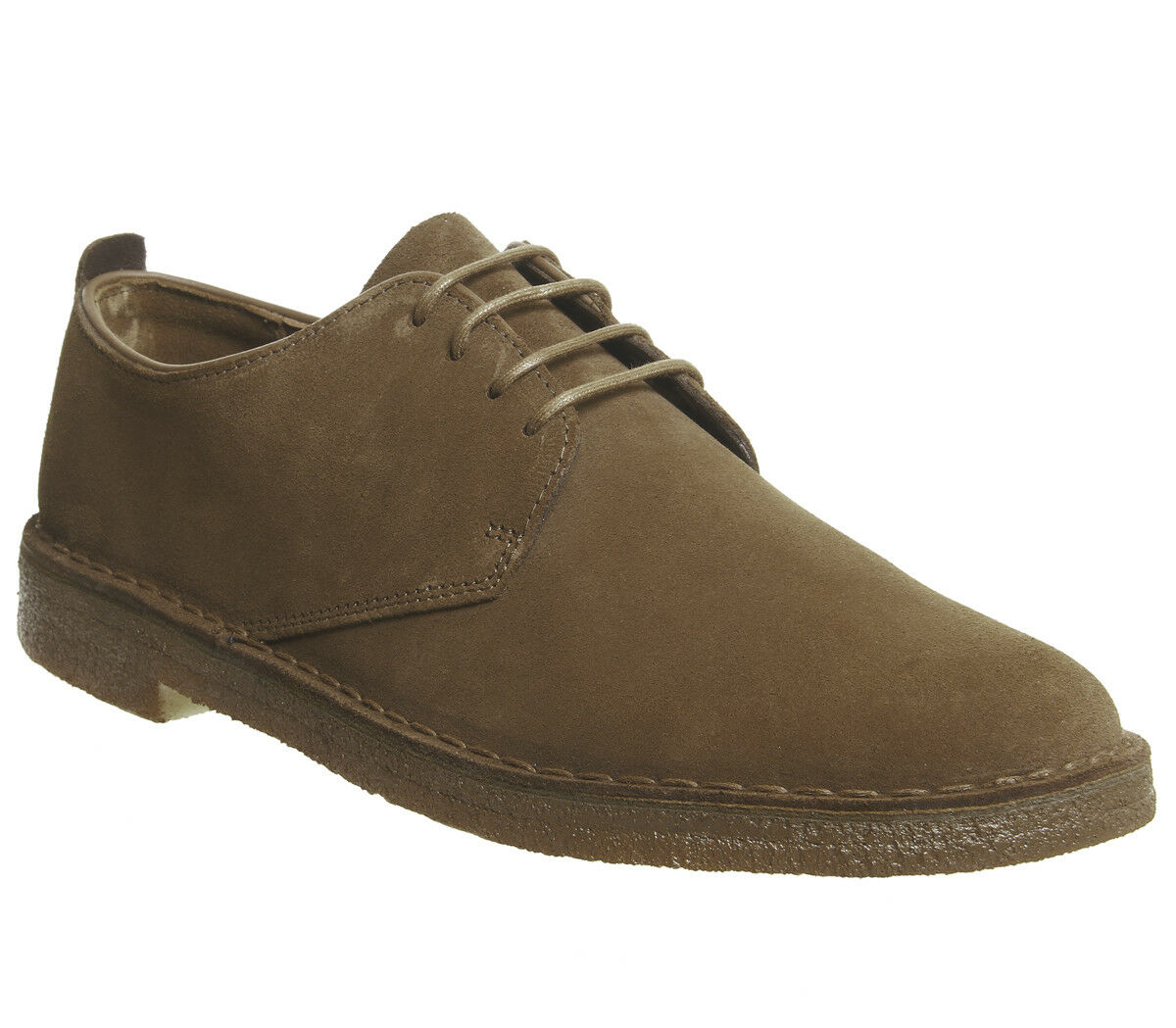 Mens Clarks Originals Desert London shoes Cola Suede New Casual shoes