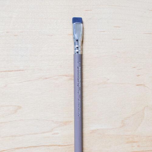 1 x Palomino Blackwing Pencils Volumes 1 Matte Grey Balanced Graphite Guy Clark