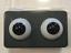 26mm Dark Brown Glastic Realistic Acrylic Doll Eyes
