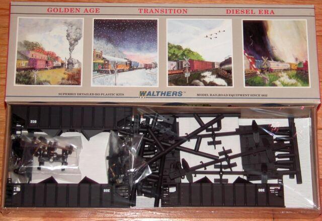 WALTHERS 932-3091 U.S. STEEL COKE CAR KIT 3-PACK # 300, 308, 326