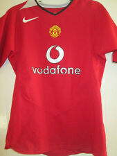 Manchester United 2011-2012 Champions 19 Home Football Shirt Large /35027