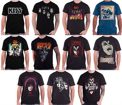 NEW /& OFFICIAL! Kiss /'1974/' Kids T-Shirt