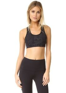 dce2aa52cd226 Free People Movement Cleo Reflective Sports Bra XS New With Tags  70 ...