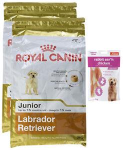 2x12kg-Royal-Canin-Labrador-Junior-Hundefutter-80g-Fleischsnacks