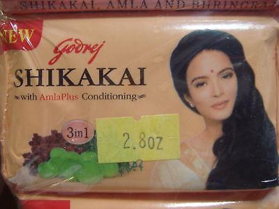 Bar Soaps Godrej Amla Shikakai Bhringraj Soap 90grams Usa Seller Fast Shipping Finely Processed 4 Bars!