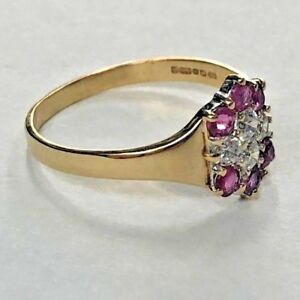375-9CT-GOLD-CZ-RING-SIZE-O