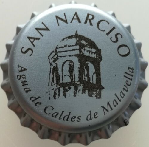 Spain Unused Bottle Cap Nestle Waters Espana San Narciso Water Kronkorken Chapa