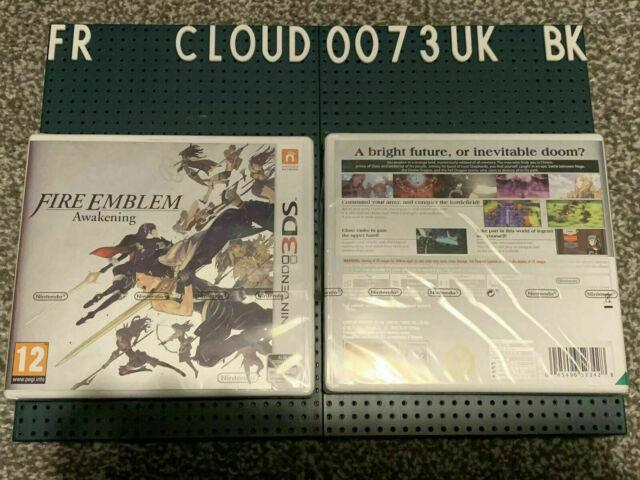 Fire Emblem Awakening - Nintendo 3DS 2DS UK PAL Brand New Sealed