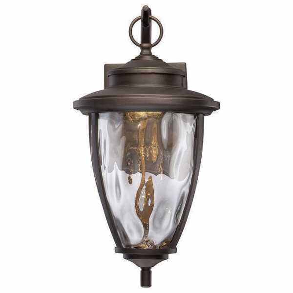 Altair Outdoor Led Lantern Oil Rubbed Bronze Finish