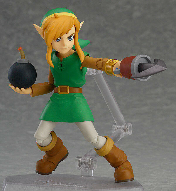 Figma LINK Legend of Zelda BETWEEN WORLDS DX EX-032 AUTHENTIC AUTHENTIC AUTHENTIC New GOODSMILE 19f05e
