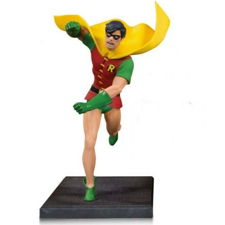 ROBIN STATUETTE TEEN TITANS DC COLLECTIBLES 19 CM