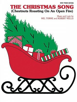 Christmas Song The Chestnuts Roasting on an Open Fire Sheet Music Easy 000386300