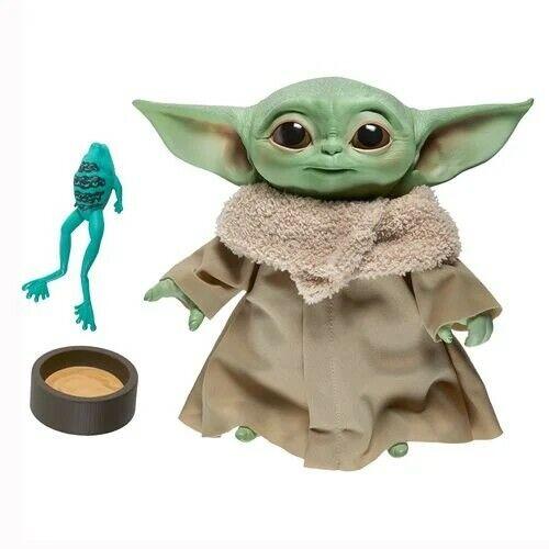 STAR Wars I Mandaloriani il bambino 7 1//2 pollici elettronico peluche giocattolo