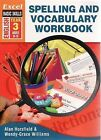 Spelling and Vocabulary Workbook: English - Year 3 by Wendy-Grace Williams, Alan Horsfield (Paperback, 2007)