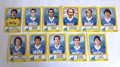 1985-86 giocatori MILAN Calciatori Panini SCEGLI *** figurina recuperata ***