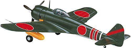 Hasegawa 1 32 Japanese Army Nakajima Nakajima Ki-43 Hayabusa Plastic ST3