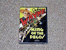 King of the Pecos DVD 2013 Brand New Olive Films John Wayne