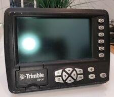 Warranty Trimble Cb430 Control Box Caterpillar Cat Gcs900 Pn 50270 10