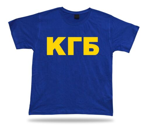 KR6 TShirt Russian Nato Moscow Kremlin KGB Apparel Classic Tee funny lucky gift
