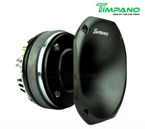 PAIR-Timpano-TPT-DH2000-2-034-Compression-Driver-Slim-Aluminum-Horn-DH2000