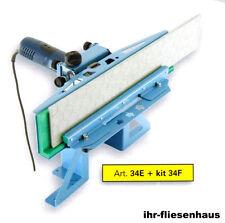 Sigma BULL Kantenschleifer Set Anfasmaschine f. runde Fasen z. Kantenbearbeiten