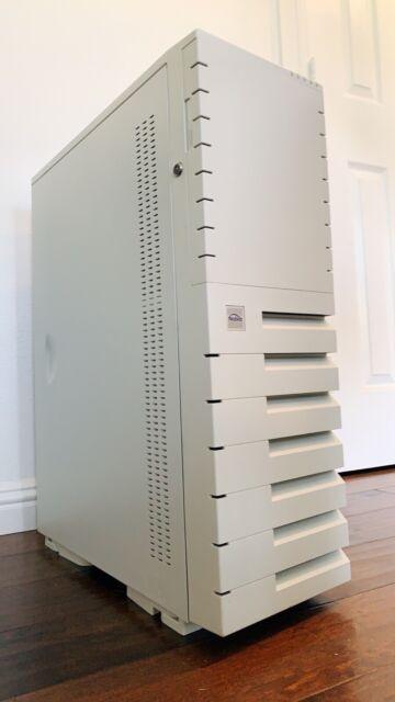 InWin IW Q2000 - Full tower - ATX Beige Computer Case - Vintage PC Case