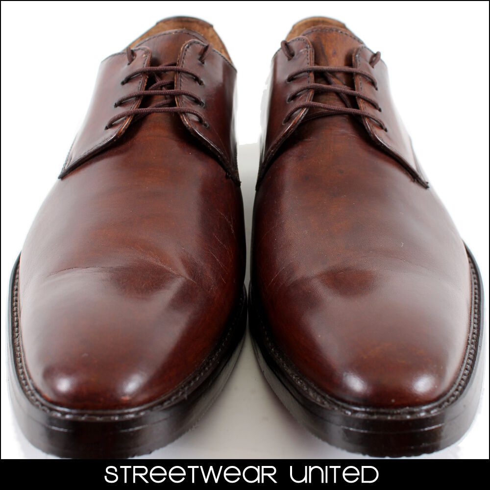 Streetwear Premium Guarnizione in Pelle Italiana Italiana Pelle Tinta Unita Smart Stivali 505 3b4588