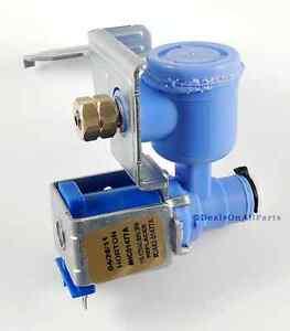 Discret Water Valve For Samsung Refrigerator Da62-01477a ProcéDéS De Teinture Minutieux