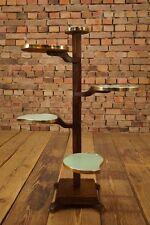 Vintage Flower Stand 50er BLUMENTISCH Rockabilly BLUMENBANK Etagere Mid Century