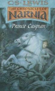Prince-Caspian-Lions-Paperback-by-C-S-Lewis-Acceptable-Used-Book-Paperba