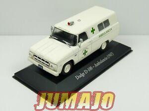 SER7B-1-43-SALVAT-Vehiculos-Servicios-Ambulance-DODGE-D-100-1967