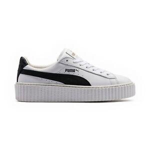 feb17a87adf Men s Puma Creeper By Rihanna Fashion Casual Leather Sneakers 364640 ...