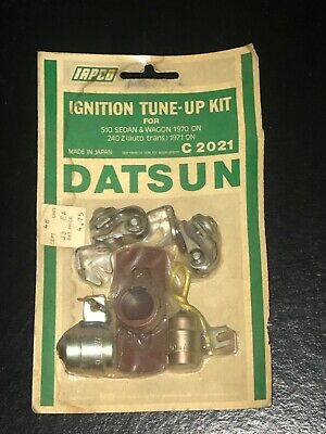 Ignition Tune Up Kit Fits Datsun 411 1300cc 1965-1967  EP304IGNK